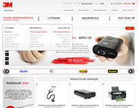 3M - E-Commerce‎ - Loja Virtual