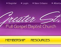 Greater St. Stephen Full Gospel Baptist Church