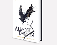 Almost Demon // Jacket Design