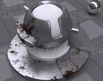 Procedural shader Demo reel 2013