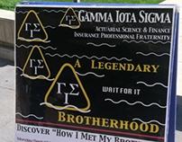 Gamma Iota Sigma Recruitment 2013
