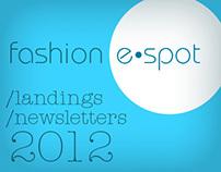 Fashion e•spot 2012