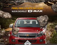GM Ecuador - Aplicación Nueva D-Max