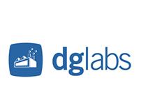 DG Labs Github Page Design
