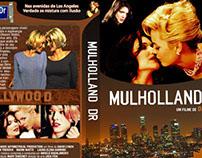 Capa DVD e Cartaz (Remake) Filme: Mulholland Drive