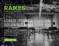 University of Nebraska, Raikes School | Website