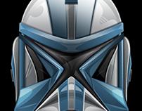 Clone Trooper Helmet variant