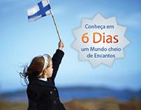 Folder - Apoio Viagem a Finlândia