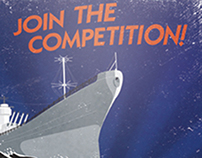 HobbyTown USA   National Model Contest Posters