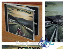 Restyling CD Cover OCEANIA - Smashing Pumpkins