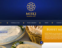 Layout Buffet Miski
