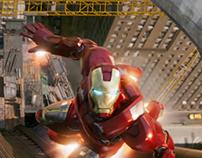 Oracle Marvel Cinemark