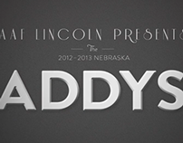 Nebraska ADDY Awards | Creative Direction and Website