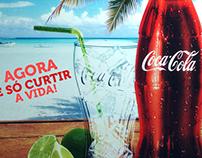 Folheto Coca-Cola