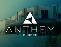 ANTHEM CHURCH | Rebrand