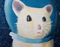 Buzz Hamster