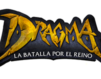 Logo Dragma la Batalla por el Reino