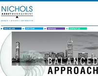 Nichols Website Proposal