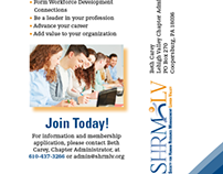 SHRMLV Human Resources Tri-Fold Brochure