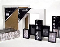 Packaging Designs for Pinnacle Frames and Accents