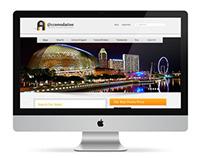 Accomodation Website