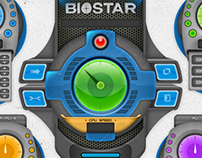 Biostar Overclock UI