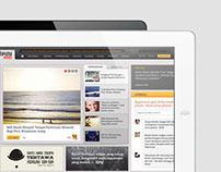 Opini.co.id Website