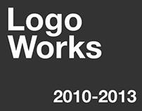 Logo works 2010-2013