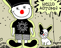 Bye summer hello autumn