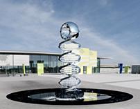 DNA FOUNTAIN