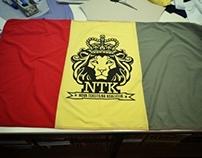 Screen Printed Shirts | Jungle Tribe, WWOF, NTK...