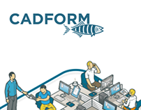 Cadform | Infographic - How it works