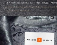 Wilsons Leather Rebranding