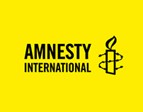 Affischer och mässmaterial - Amnesty, Pro Bono