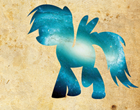 My Little Pony Galaxies