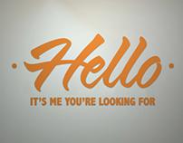 Hello - Student Exhibition