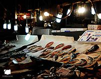 Grèce, marché d'Athènes. 08/2012