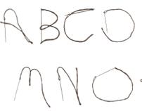 Thready Font