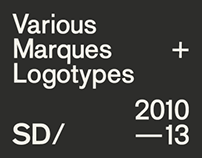 SD/ Marques + Logotypes