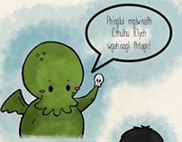 I Wish I was a Cthulhu