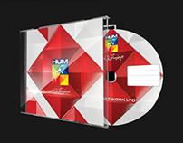 Hum Network Print campaign design
