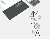 MOCA TAIPEI | Branding