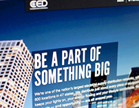 CED | Website and Cinematography