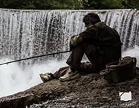 La cascade de la vice, Saint Laurent le Minier. 2013