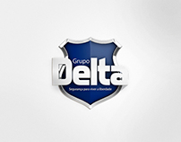 Logotipo Grupo Delta (Agência NúcleoCom)