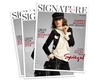 Signature Style Magazine - print
