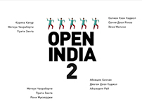 "festival of contemporary Indian cinema ""OPEN INDIA"""