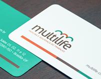 Nova Identidade Visual / Multilife