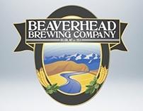 Beaverhead Brewing Company Branding