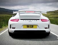 Porsche 911 GT3 - Top Gear Magazine Test Drive